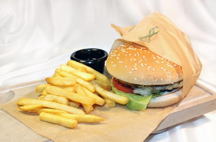 Бургер Палуба